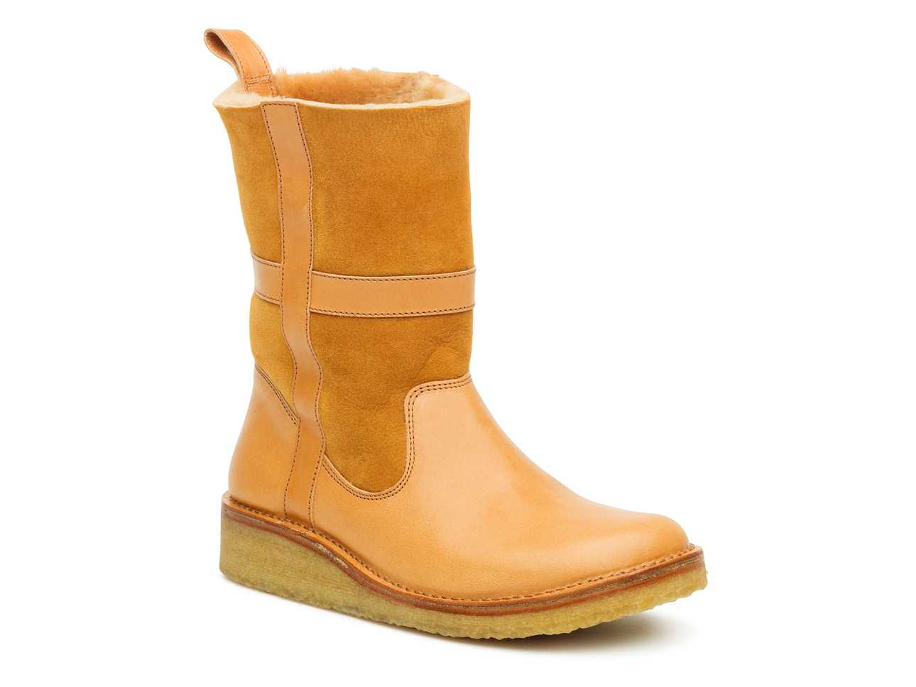 Sherling Rubber Boot Nature